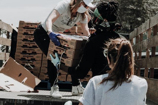 3.物資・資源の寄付